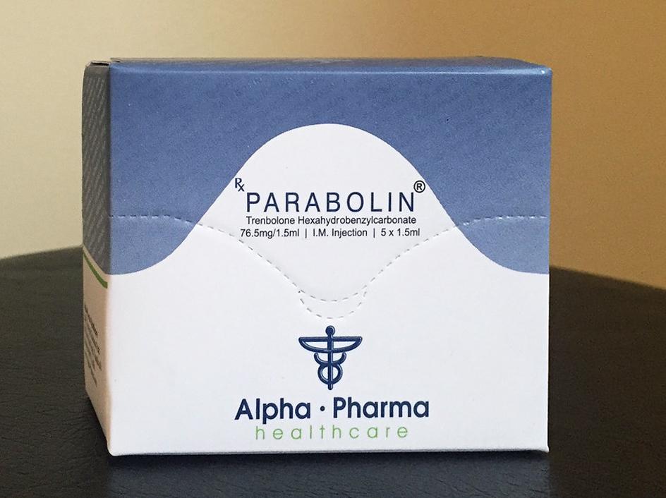 Parabolin, Parabolan, Hexabolan