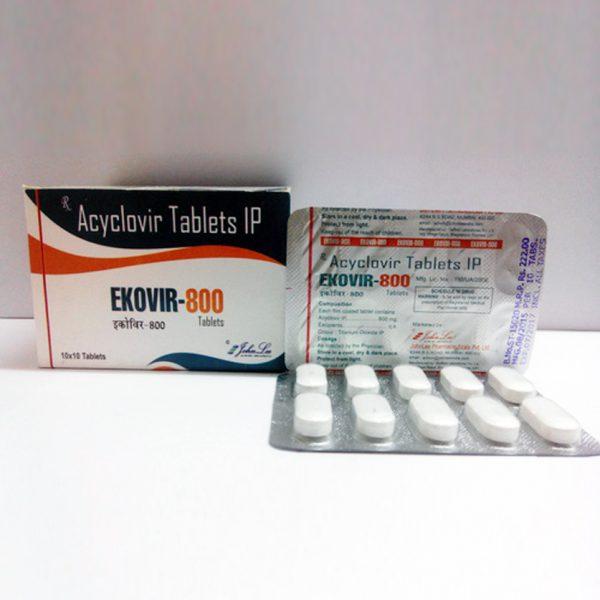 Buy Ekovir-800 online